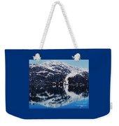 Reflections Captured In Alaska # 1 Weekender Tote Bag