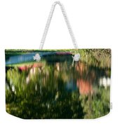 Reflections Of Colours  Weekender Tote Bag