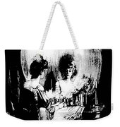 Reflections Of Death After Gilbert Weekender Tote Bag