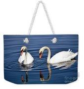 Reflections Of Elegance Weekender Tote Bag