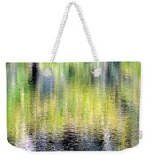 Reflections Of Fall 3 Weekender Tote Bag