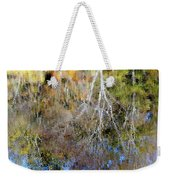 Reflections Of Fall 5 Weekender Tote Bag