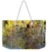 Reflections Of Fall1 Weekender Tote Bag