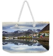 Reflections Of Iceland Weekender Tote Bag