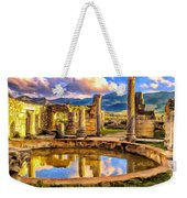 Reflections Of Past Glory Weekender Tote Bag