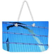 Reflections Of The St Louis Arch Weekender Tote Bag