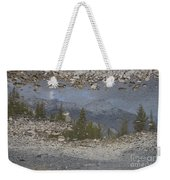 Reflections On A Mountain Stream Weekender Tote Bag
