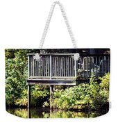 Reflections On A Summer Afternoon Weekender Tote Bag