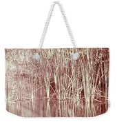 Reflections On Lake Trafford Weekender Tote Bag