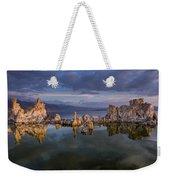 Reflections On Mono Lake 1 Weekender Tote Bag
