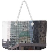 Reflections On The Past Weekender Tote Bag