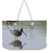 Reflections On The Pond Weekender Tote Bag