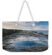 Reflections On The South Spit Weekender Tote Bag
