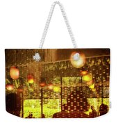 Reflections, Patterns And Silhouettes Weekender Tote Bag