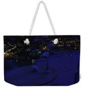 Reflections Table With A View Weekender Tote Bag