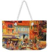 Reflections - Villefranche Weekender Tote Bag