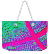 Reflections X One Weekender Tote Bag