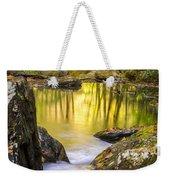 Reflective Pools Weekender Tote Bag