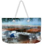 Reflective Springs Weekender Tote Bag