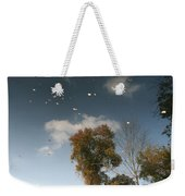 Reflective Thoughts  Weekender Tote Bag