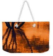 Reflectivity Weekender Tote Bag