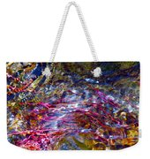 Refraction  Weekender Tote Bag