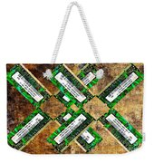 Refresh My Memory - Computer Memory Cards - Electronics - Abstract Weekender Tote Bag