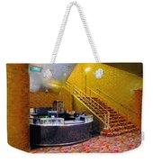 Refreshment Stand Radio City Music Hall Weekender Tote Bag