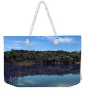 Regardless Of The Blues Weekender Tote Bag by Laurie Search
