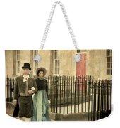 Regency Couple Weekender Tote Bag