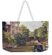 Regent S Park Canal Weekender Tote Bag