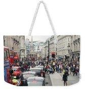 Regent Street Weekender Tote Bag