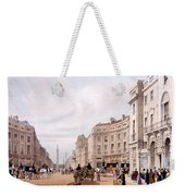 Regent Street, Looking Towards The Duke Weekender Tote Bag