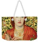Regina Cordium Alice Wilding, 1866 Weekender Tote Bag