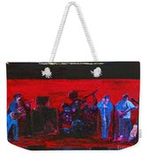Rehearsal Weekender Tote Bag by Alys Caviness-Gober