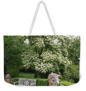 Relax In The Park Weekender Tote Bag