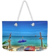 Relax On The Beach Weekender Tote Bag
