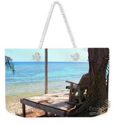 Relax Porch Weekender Tote Bag