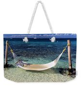Relaxation Weekender Tote Bag