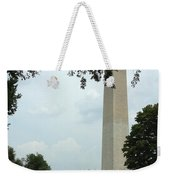 Relaxing By The Washington Monument Weekender Tote Bag