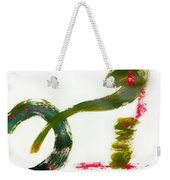Release Yourself Weekender Tote Bag