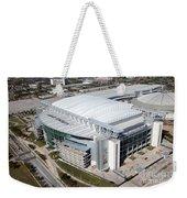 Reliant Stadium In Houston Weekender Tote Bag