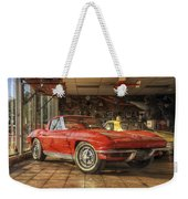 Relics Of History - Corvette - Elvis - Nehi Weekender Tote Bag