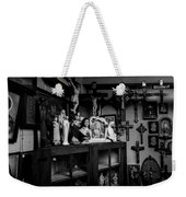 Religion And The Curio Shop Weekender Tote Bag