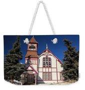 Religious Bent Weekender Tote Bag