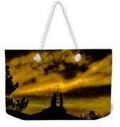 Religious Moment Weekender Tote Bag