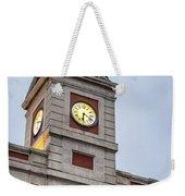 Reloj De Gobernacion 2 Weekender Tote Bag