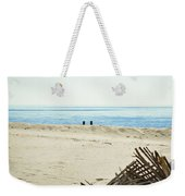 Remains Of Hurricane Sandy Weekender Tote Bag