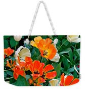 Rembrant's Garden Weekender Tote Bag