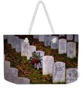 Remember Our Dead Weekender Tote Bag
